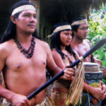 Maleku Tribal Vilage